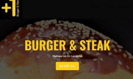 Maltepede Hamburgerci +1 Burger & Steak