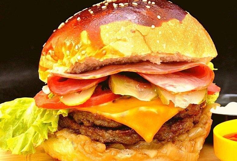 maltepede hamburgerci